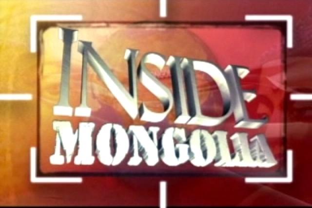 Inside Mongolia