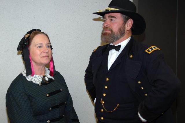 Civil War Re-enactors Remind Army about Roots of Diversity