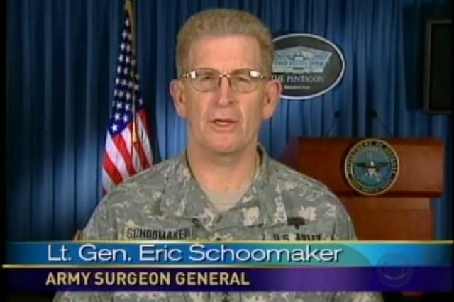 Lt. Gen. Eric Schoomaker