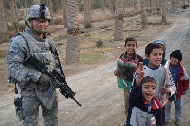 Stability Operations in Iraq