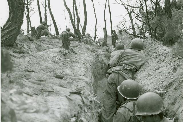 Korean War SC Coll -Action #6   RG65 - KWP.1278