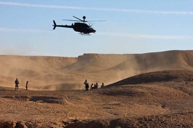 Chasing Al Qaeda