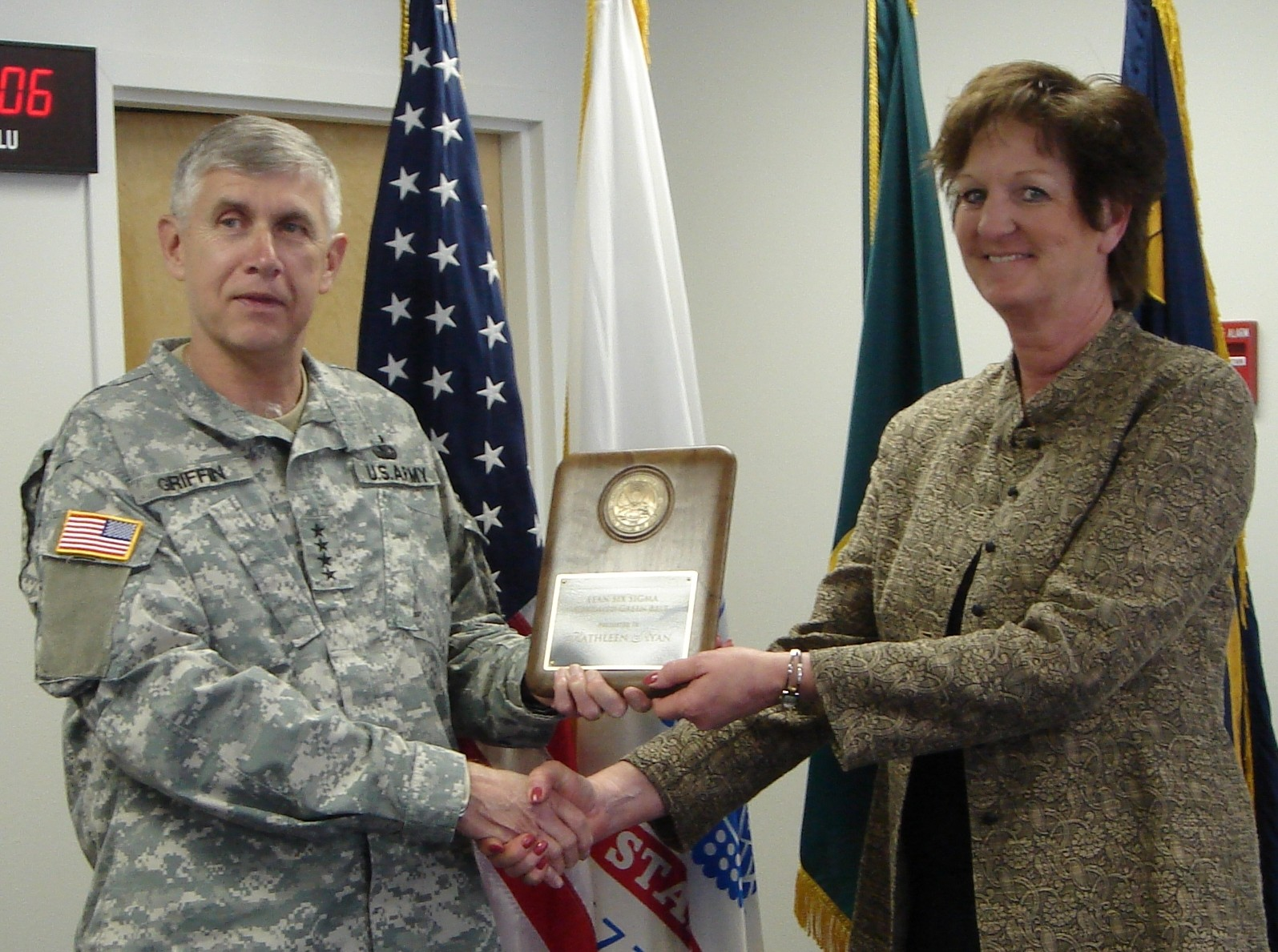 Deseret Lean Six Sigma Project Saves Army 237k Article The