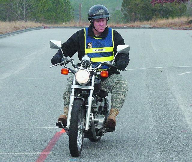 Motorcyle safety