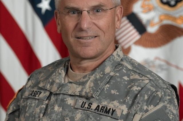 General George W. Casey, Jr., 36th Chief of Staff, United States Army.