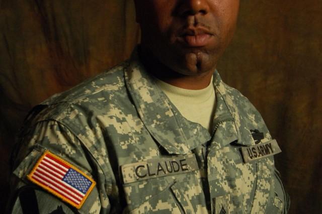 Sgt. Charles A. Claude Jr.