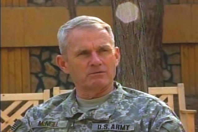 Gen. Daniel McNeill