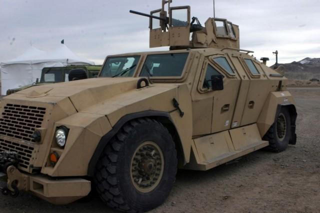 Combat Tactical Vehicle (Technology Demonstrator)