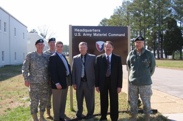AMC CG visits Redstone Arsenal