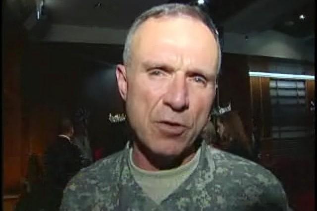 Lt. Gen. Jim Lovelace