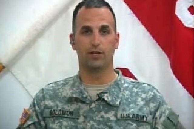 Lt. Col. Mark Solomon