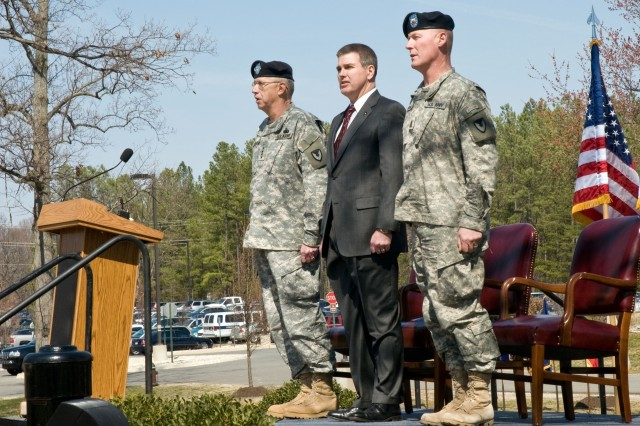 AMC stands up provisional contracting command