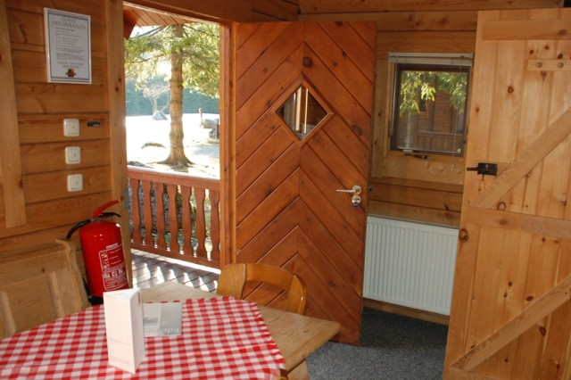 Rustic cabins at the Armed Forces Recreation Center campground in Garmisch, Germany, are comfortable with enough space for a young family, a retired couple or a small group of Soldiers to relax and enjoy.