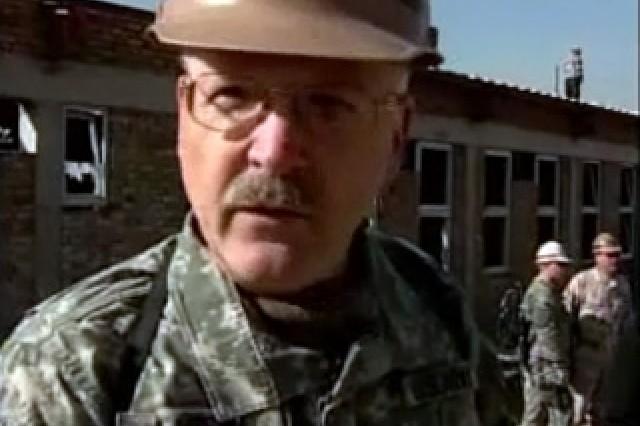 Lt. Col. John Larson