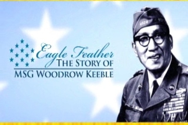 Eagle Feather - The Story of MSG Woodrow Keeble