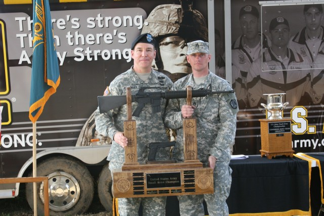 All-Army Small Arms Trophy