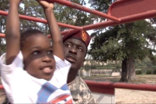 Army Emergency Relief Video Still