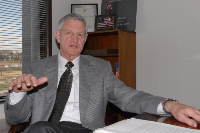 Retired Lt. Gen. Robert F. Foley