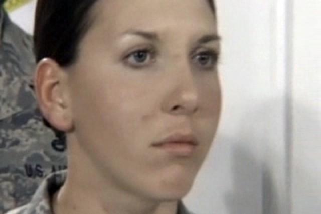 Spc. Monica Brown