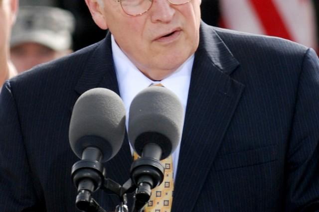 Vice President Richard B. Cheney quote