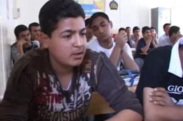 Iraqi Boys School