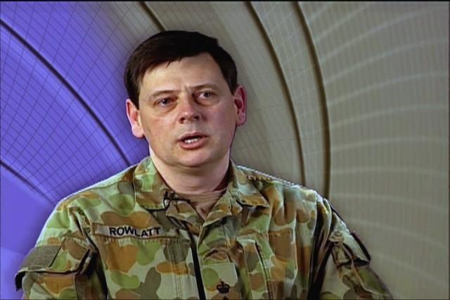 Lt. Col. Kevin Rowlatt
