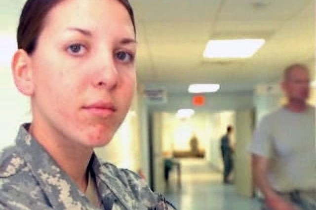 Spc. Monica Brown, Silver Star Recipient