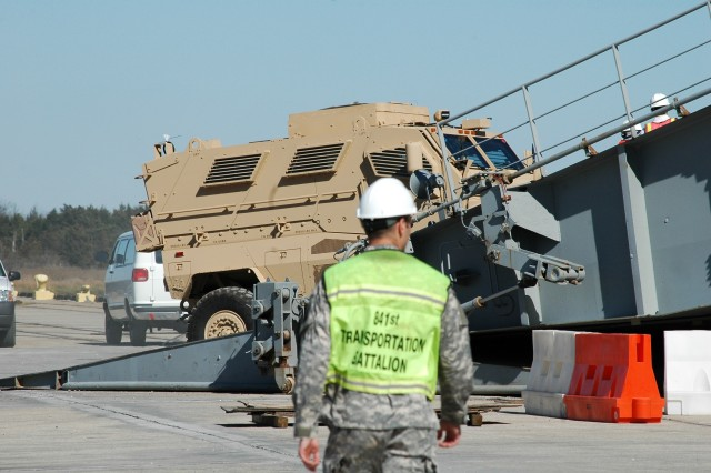 SDDC Ships 2000th MRAP to Theater