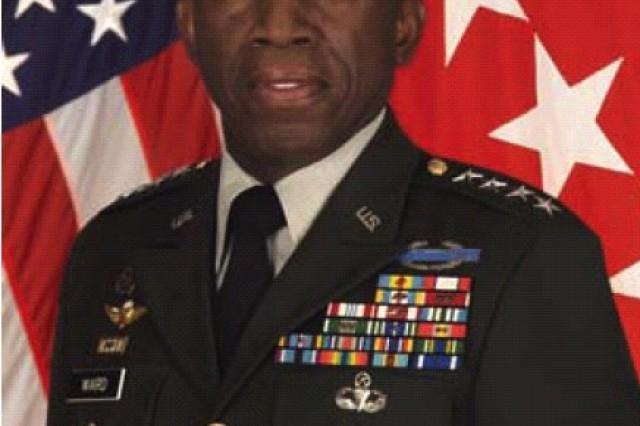 """Gen. William E. """"Kip"""" Ward quote"""