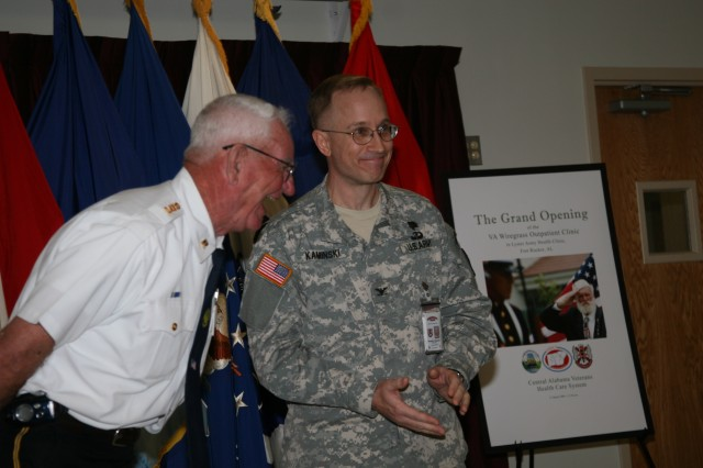 Veterans' Clinic Opens at Fort Rucker