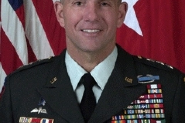 Lt. Gen. William B. Caldwell IV.