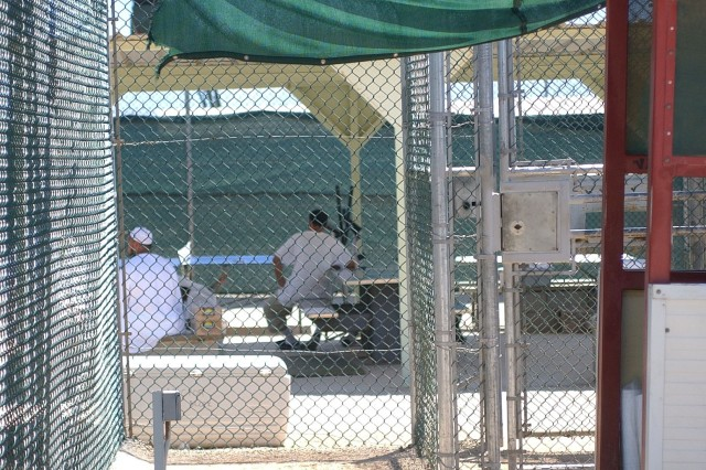 Detainees Treated Fairly Says New JTF-GITMO Deputy