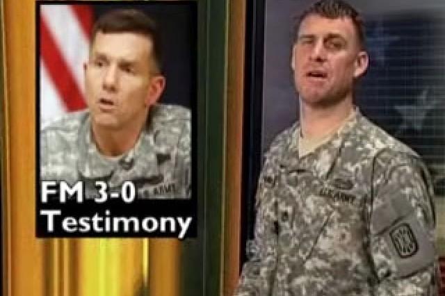 FM 3-0 Testimony