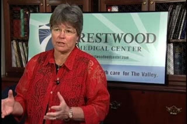 Dr. Pam Hudson, Crestwood Medical Center Chief Executive Officer
