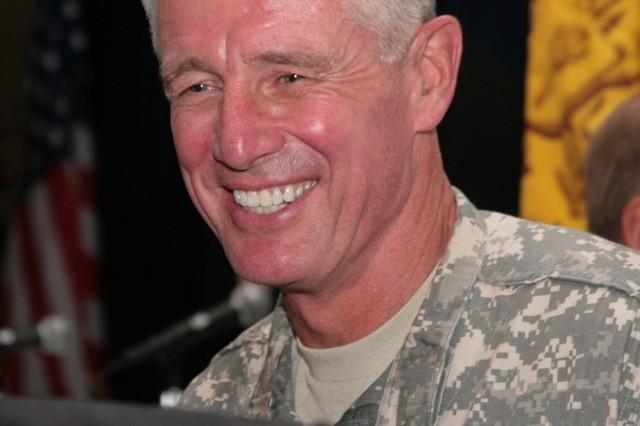 Army Chief of Engineers Lt. Gen. Robert Van Antwerp