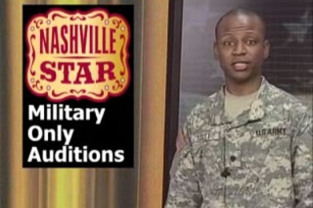 Military Only Auditions