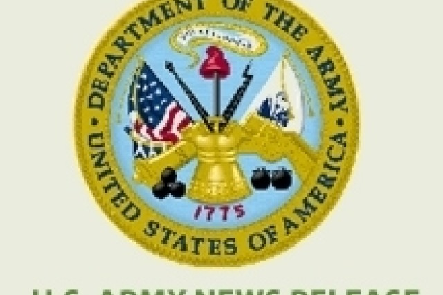 U.S. Army News Release Seal