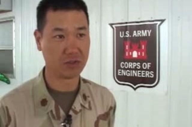 Navy LCDR James Lee