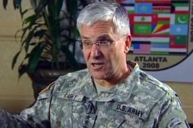 Gen. George Casey