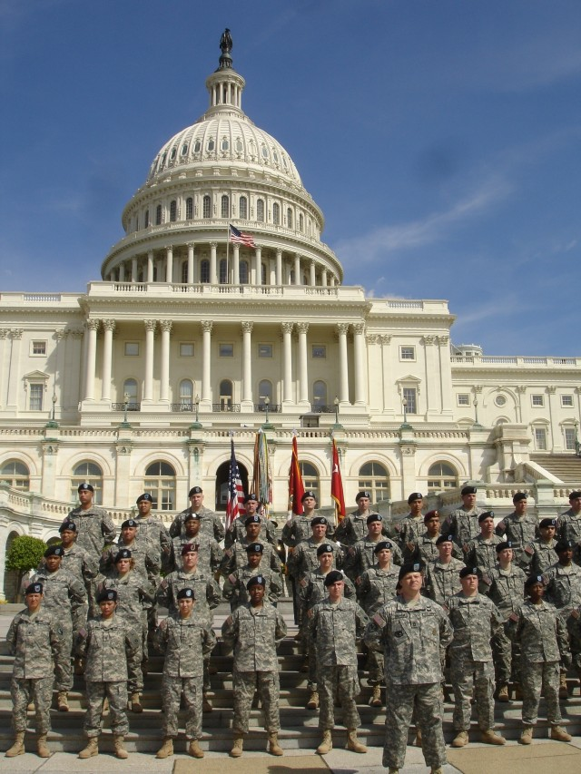 Capitol Re-enlistment