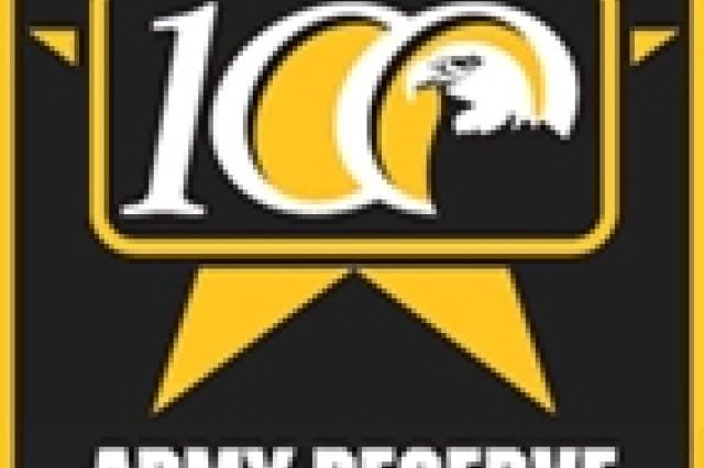 U.S. Army Reserve 100th Anniversary Logo