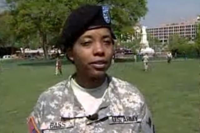 Staff Sgt. Shawnda Bass