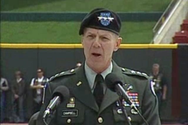 Lt. Gen. (Ret.) James Campbell