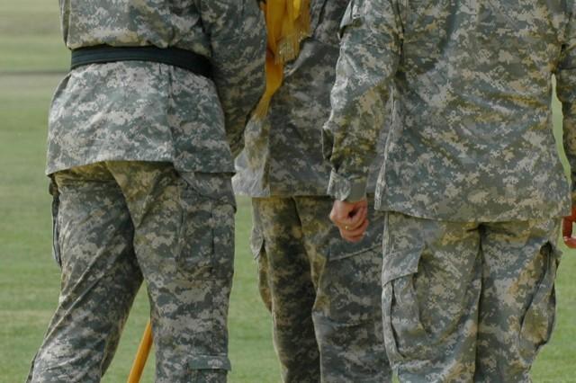 Ironhorse Brigade command team hands over the reins of leadership ...