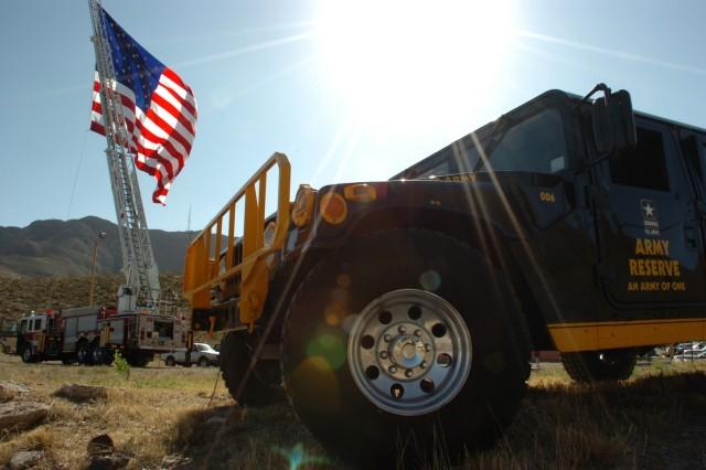 Reserve 100th Anniversary: El Paso