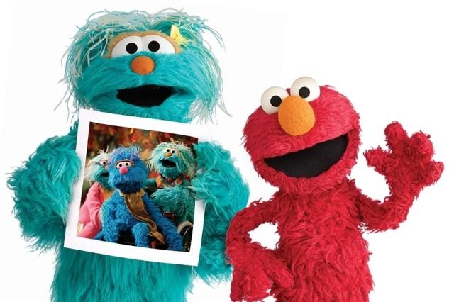 Rosita and Elmo