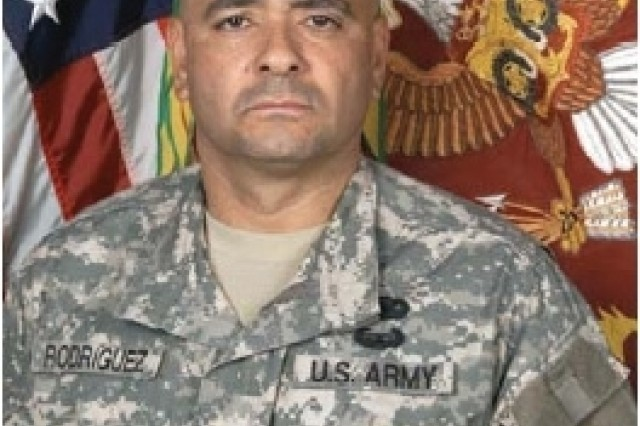405th AFSB welcomes CSM Ismael Rodriguez