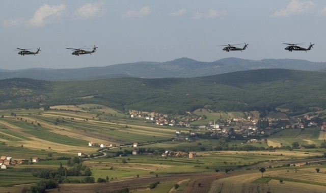 Army-wide effort gets Soldiers to Kosovo