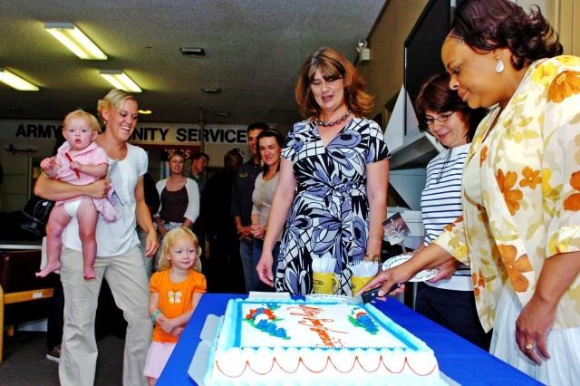 Fort Bliss Spouses Celebrate