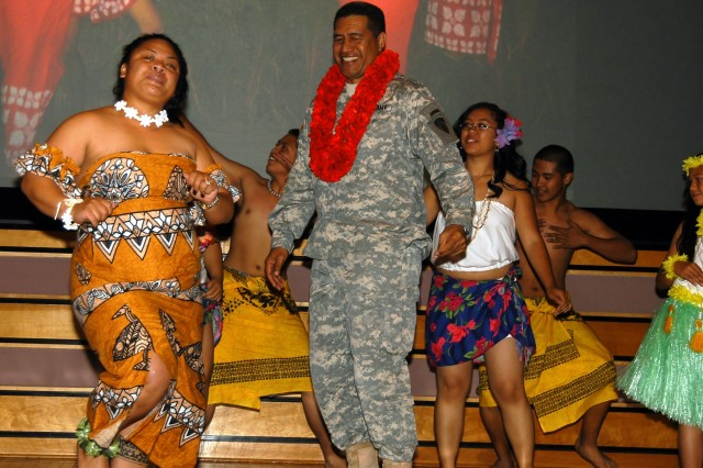 USAREUR CSM joins USASMA in Asian Pacific Heritage celebration